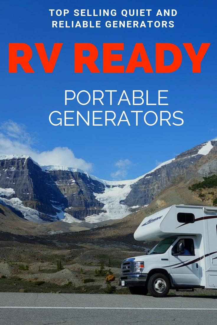 RV Ready Portable Generators
